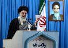 اقامه نماز جمعه تهران به امامت رهبر معظم انقلاب اسلامی
