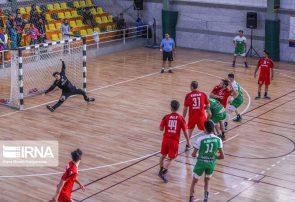 رقابت های هندبال باشگاه های کشور در دهدشت برگزار می شود