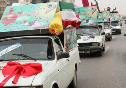 اهداء ۱۵۰۰ جهزیه به نوعروسان استان