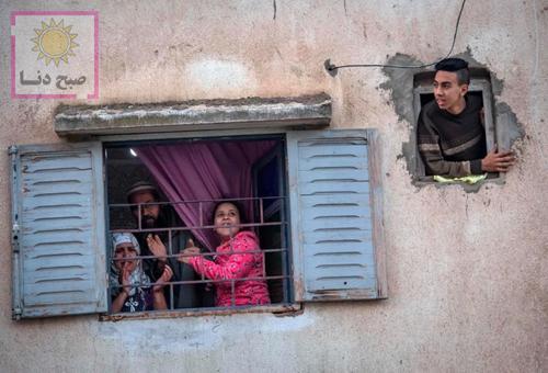 تصاویر جالب و دیدنی از کرونا در سراسر جهان