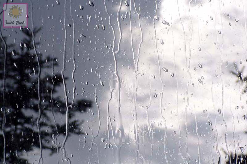 کهگیلویه و بویراحمد بارانی می شود