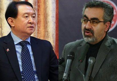 اظهارات سخنگوی وزارت بهداشت نسنجیده، اما رفتار سفیر چین مودبانه بود