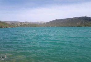 حجم آب سد مخزنی شاه قاسم در وضعیت مطلوبی قرار دارد