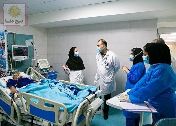 افزایش بیماران کرونایی و کمبود تخت در بیمارستان های کهگیلویه و بویراحمد