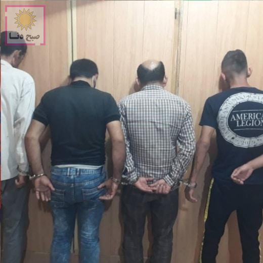 ۲۳سارق در اجرای طرح امنیت محله محور در گچساران دستگیر شدند