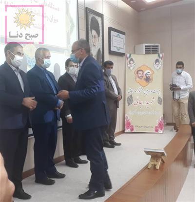 کسب رتبه برتر جشنواره استانی شهید رجایی برای دومین سال متوالی توسط اداره کل امور اقتصادی و دارایی کهگیلویه و بویراحمد