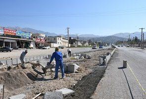 خبرخوش ترافیکی برای یاسوجی ها/ اجرای ادامه بلوار کشاورز و طرح راستگرد فلکه جهاد یاسوج / تصاویر