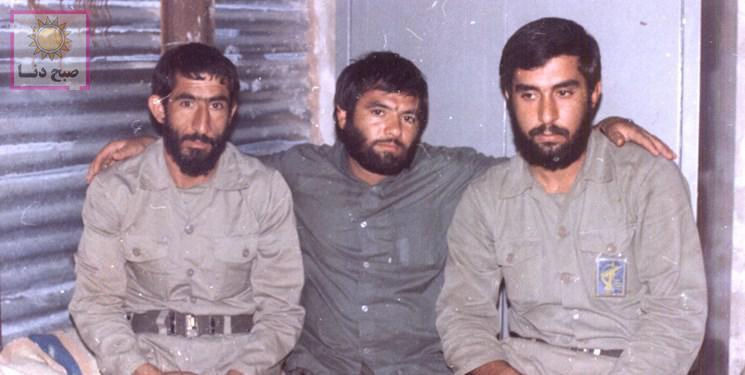 پیغام فتح| توصیف جالب شهید یزدانپناه از زبان محسن رضایی/ماجرای قایق دربستی شهید لطیففر+تصاویر