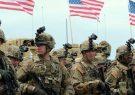 اینفوگرافی| تعداد نیروهای نظامی آمریکا در غرب آسیا
